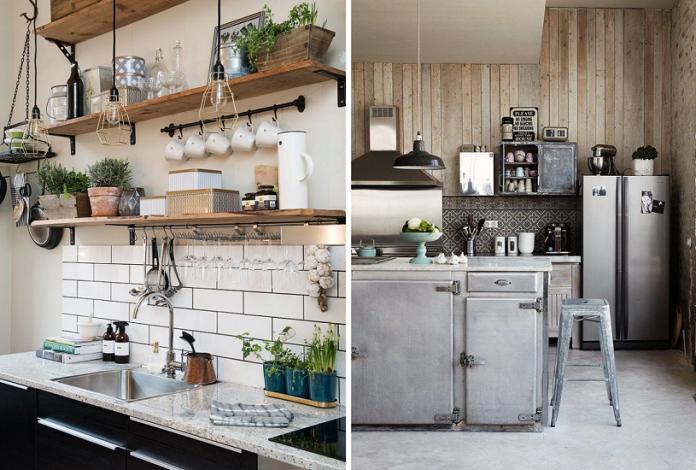 Decoração Industrial Para Cozinha: Dicas, Fotos e Inspirações