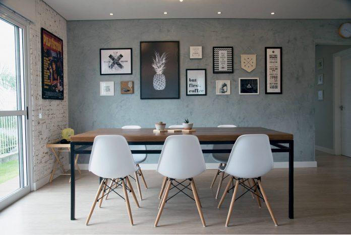 Mesa Industrial: Modelos para Decorar a Sala de Jantar e Estar